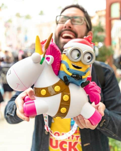 Universal Studios Japan Popcorn Buckets