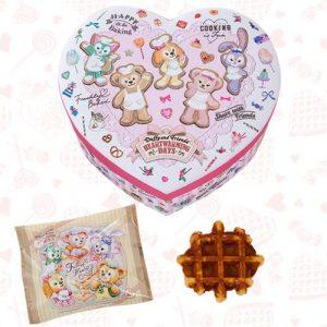 Waffles Tokyo DisneySea Duffy Merchandise