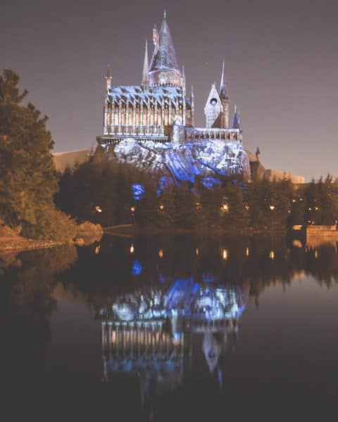 Wizarding World of Harry Potter Universal Studios Japan