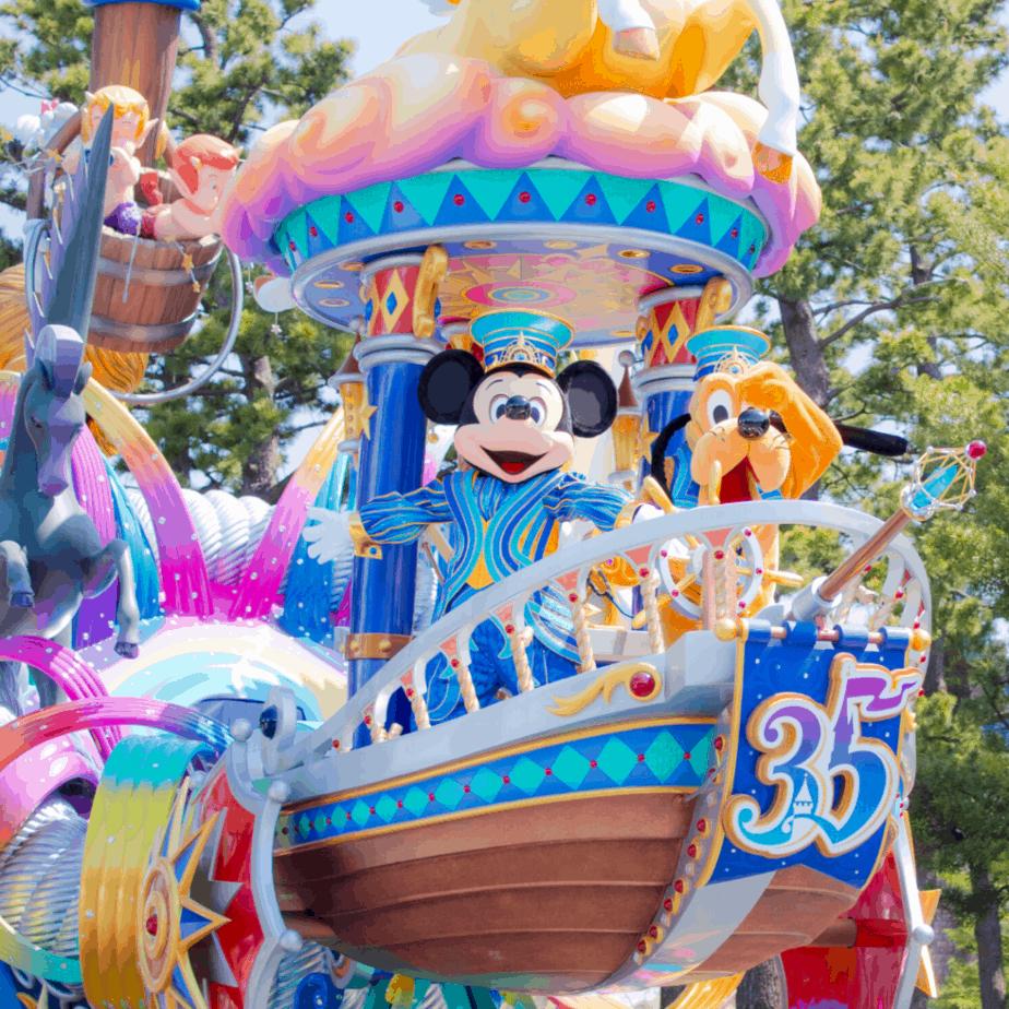 Best Time to Visit Tokyo Disney Resort