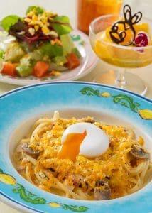Cafe Portofino Special Set Tokyo DisneySea Easter Menu
