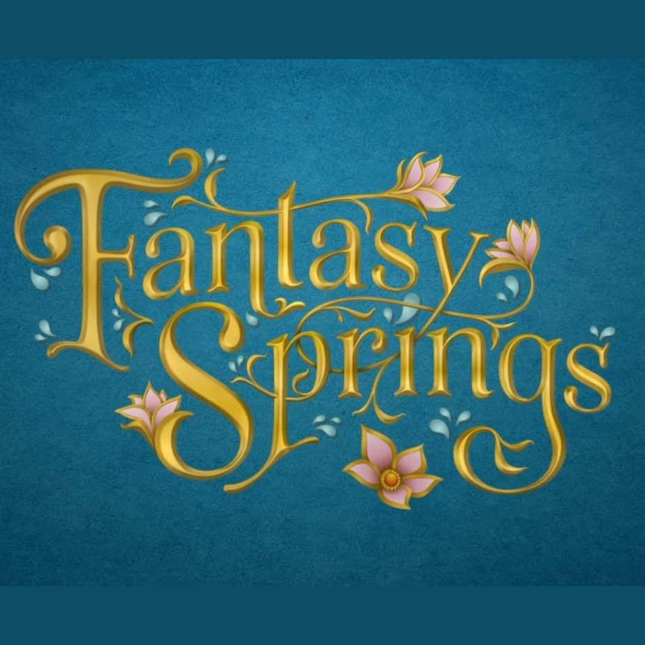 Fantasy Springs Expansion Tokyo DisneySea Logo