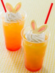 Orange and Cream Drink Spring Food and Snacks 2020