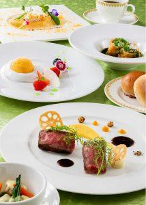 Special Course Tokyo DisneySea Easter Menu