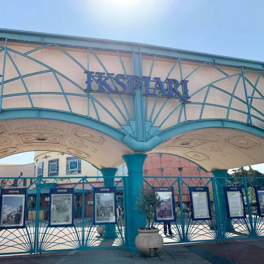Ikspiari Reopening on June 1, 2020, at Tokyo Disney Resort