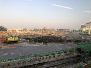 Tokyo DisneySea Fantasy Springs Construction May 2020 1