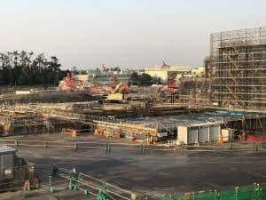 Tokyo DisneySea Fantasy Springs Construction May 2020 11