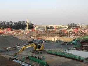 Tokyo DisneySea Fantasy Springs Construction May 2020 12