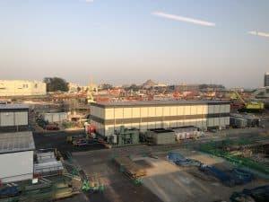Tokyo DisneySea Fantasy Springs Construction May 2020 2