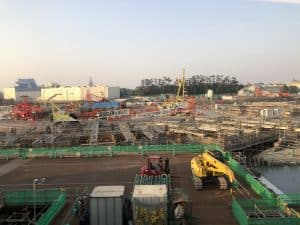 Tokyo DisneySea Fantasy Springs Construction May 2020 6