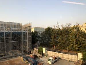 Tokyo DisneySea Fantasy Springs Construction May 2020 7
