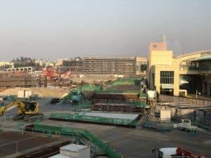 Tokyo DisneySea Fantasy Springs Construction May 2020 8