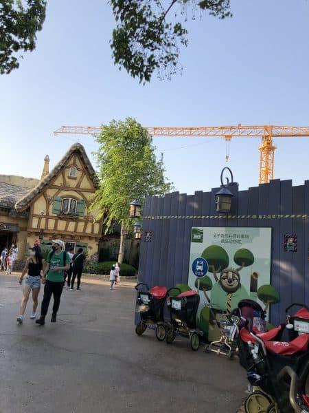 Zootopia Land Shanghai Disneyland 1