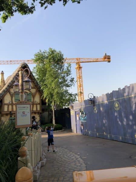 Zootopia Land Shanghai Disneyland 2
