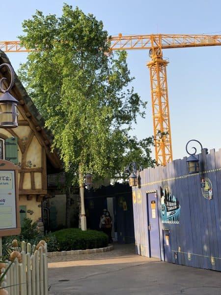 Zootopia Land Shanghai Disneyland 3