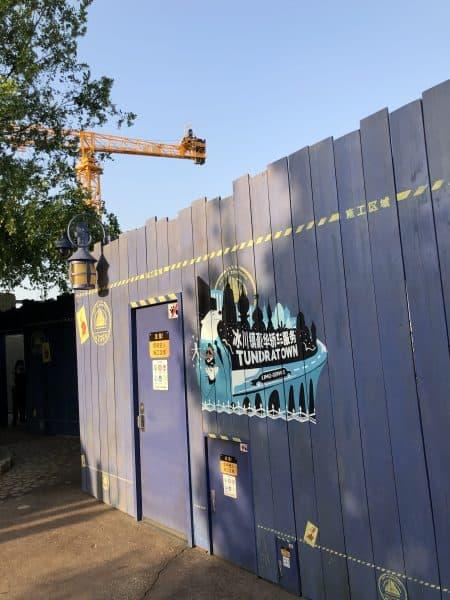 Zootopia Land Shanghai Disneyland 5