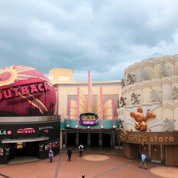 Ikspiari Reopens at Tokyo Disney Resort