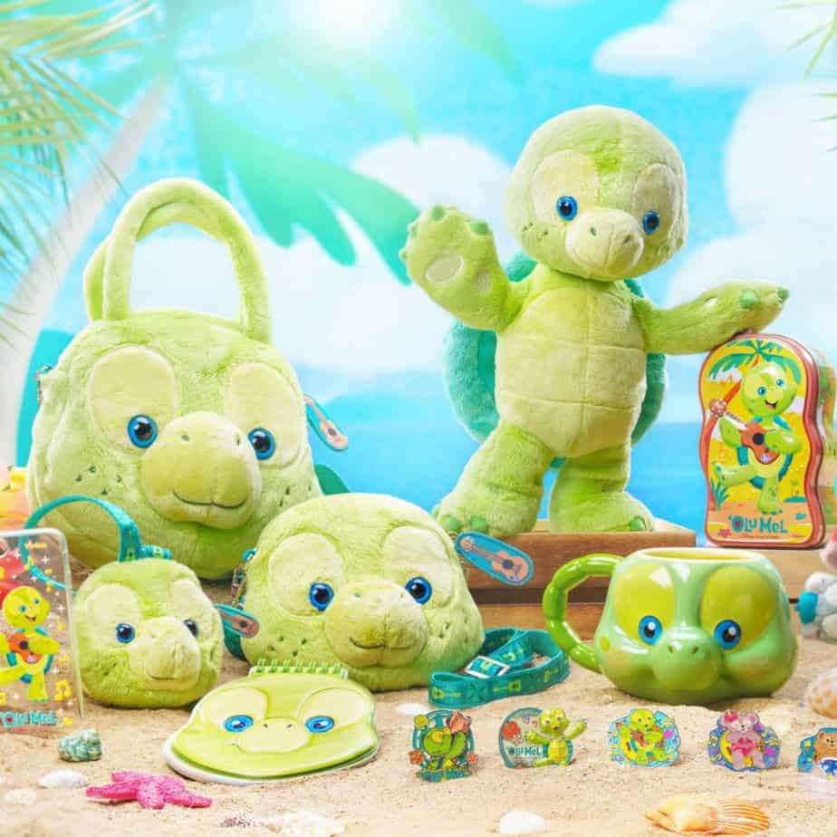 New 'Olu Mel & Park Reopening Merchandise at Hong Kong Disneyland (June 2020)