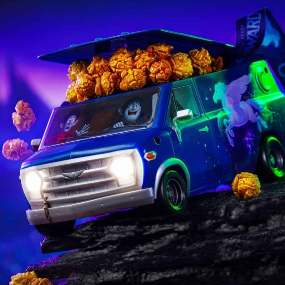 New Popcorn Buckets & Food at Hong Kong Disneyland (June 2020)