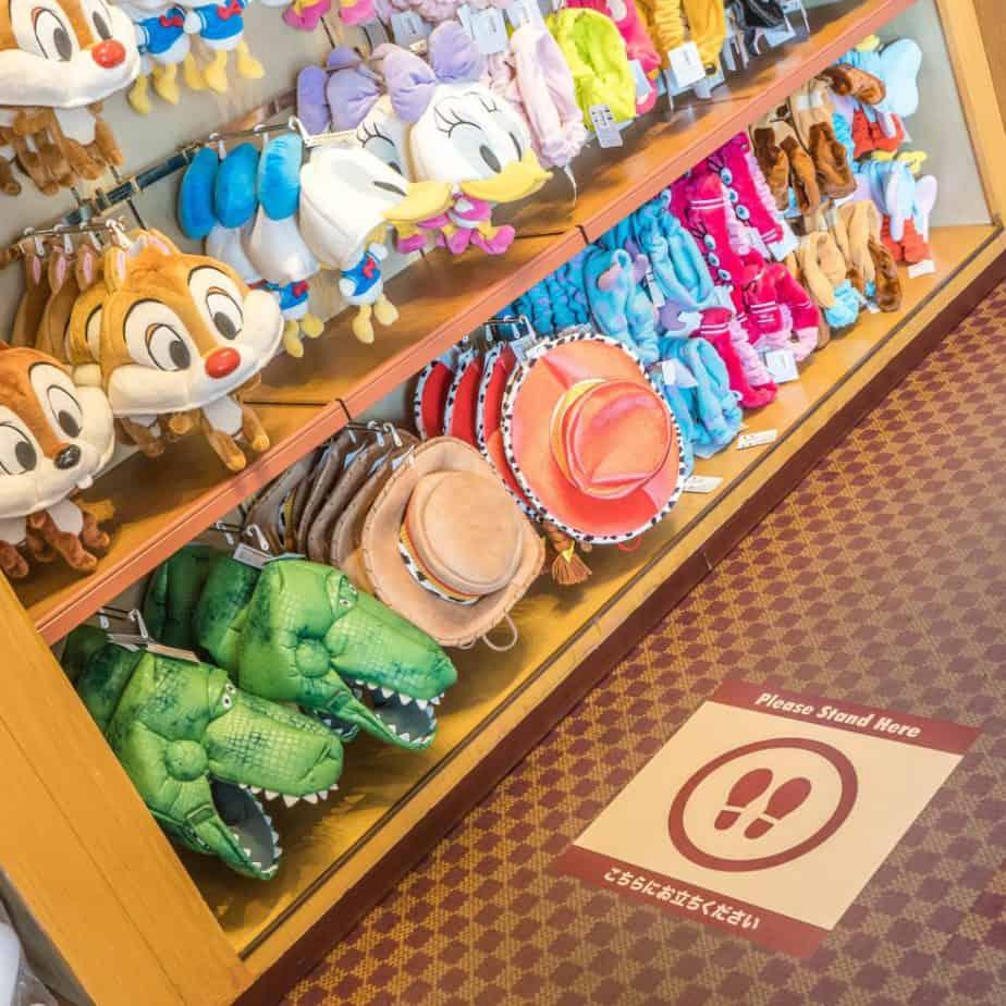 Tokyo Disneyland Merchandise Update at Bon Voyage (June 2020)