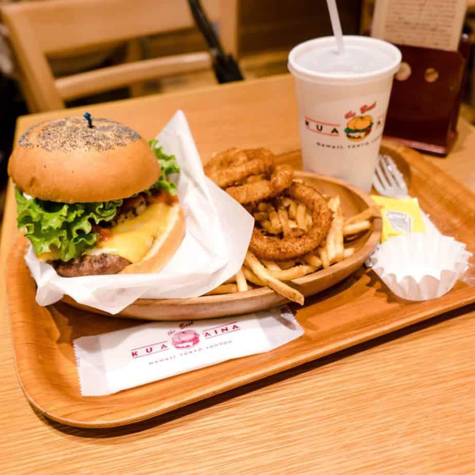 Kua 'Aina Review at Tokyo Disney Resort