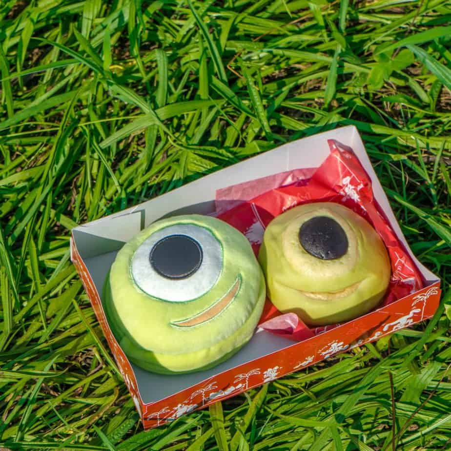 Mike Wazowski Melon Pan (Bread) Review