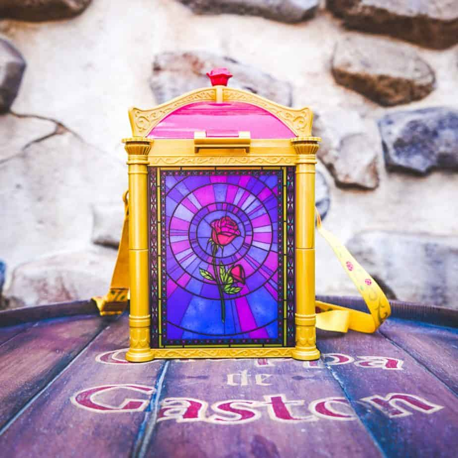 Beauty and the Beast Popcorn Bucket from Tokyo Disneyland