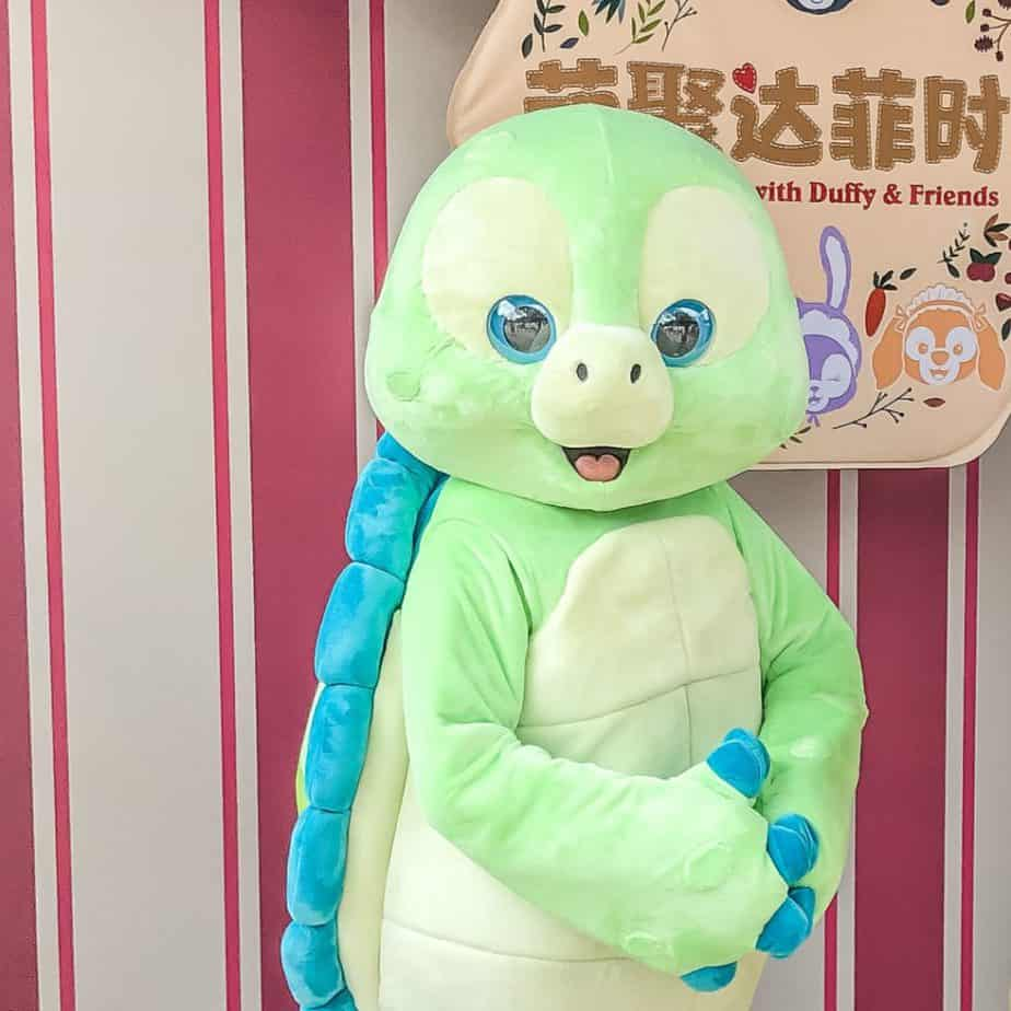 'Olu Mel Comes to Shanghai Disneyland!