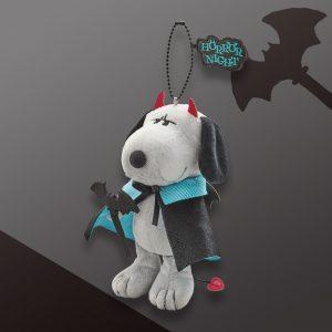 New Snoopy Plush Keychain Halloween 2020 USJ Limited Goods JAPAN  Rare Item