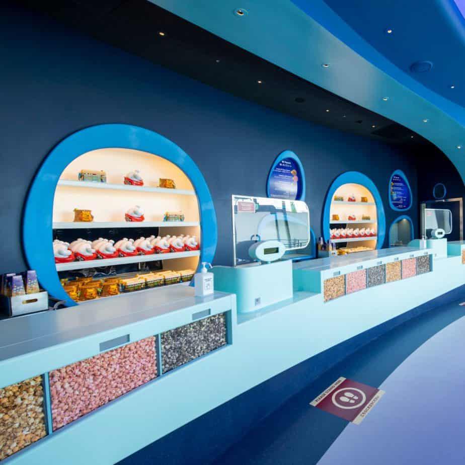 The Big Pop Popcorn Store at Tokyo Disneyland