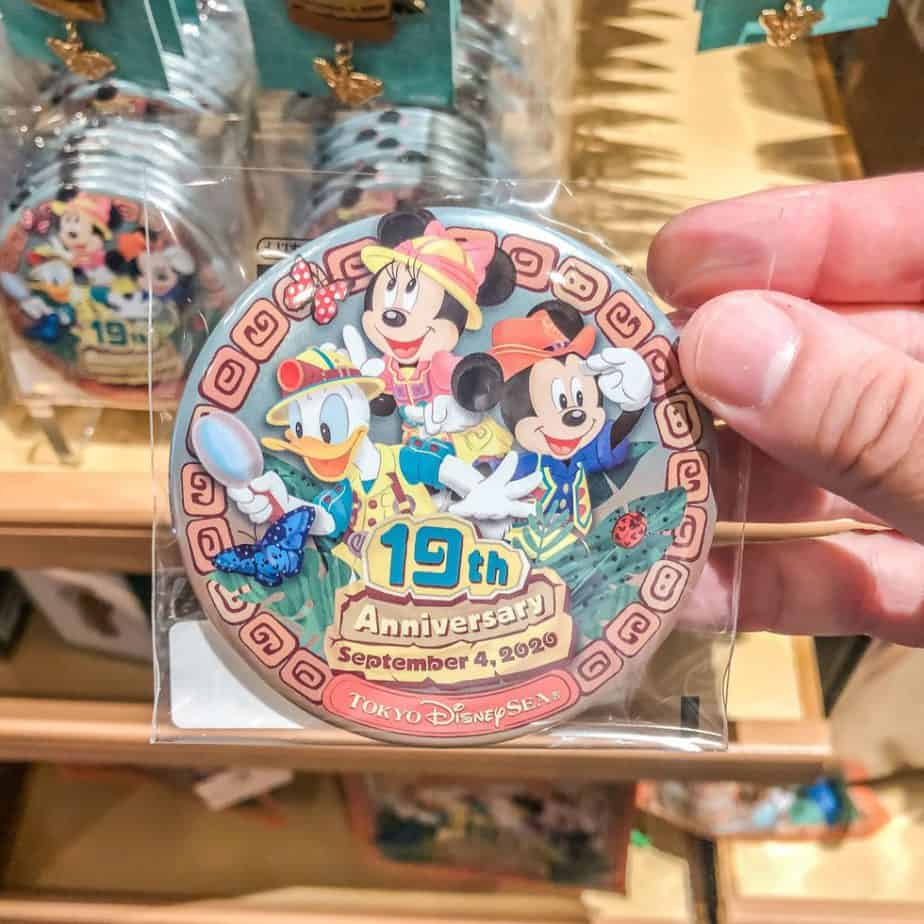 Tokyo DisneySea 19th Anniversary Merchandise