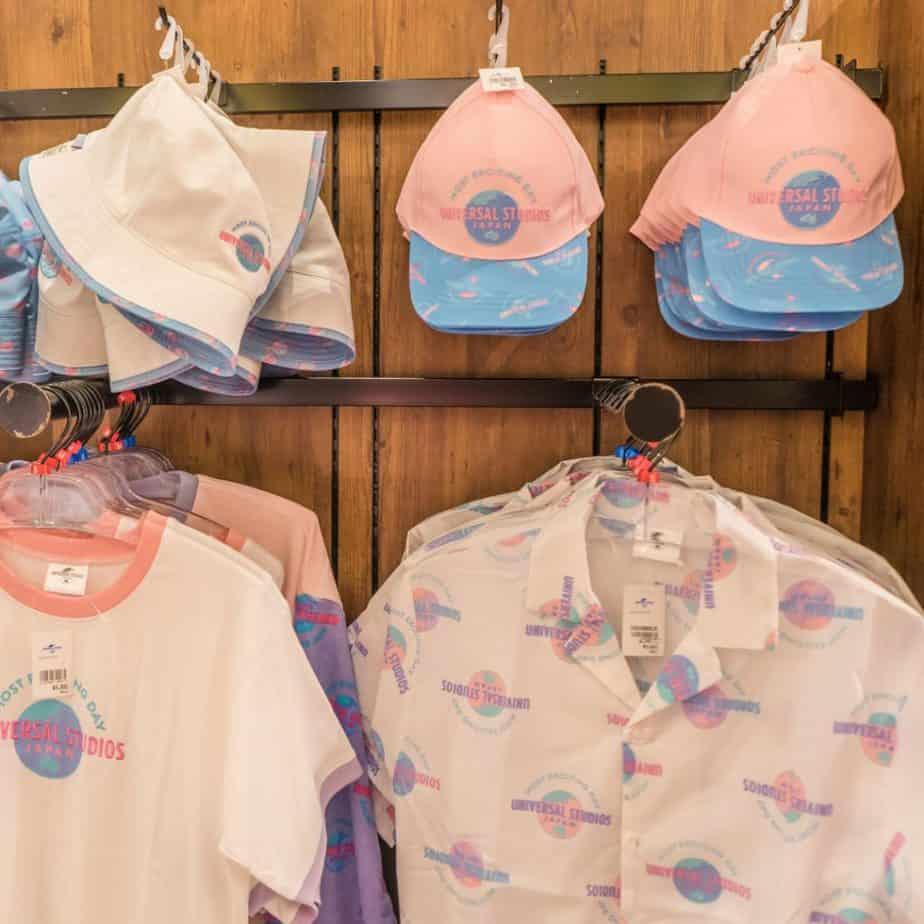 Universal Studios Japan Pastel Colour (Lit the Globe!) Merchandise