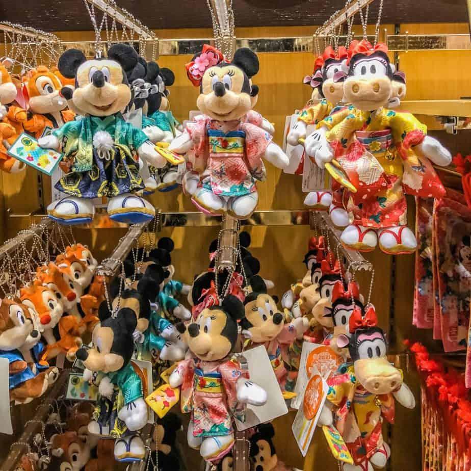 Tokyo Disneyland New Years' 2021 Merchandise
