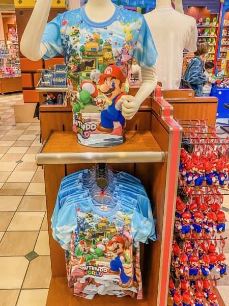 Super Nintendo World T-Shirt