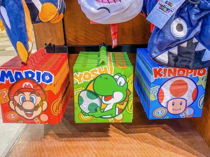 Super Nintendo World Handkerchief