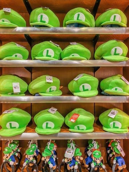 Luigi Hats