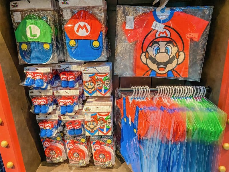 Super Nintendo World Baby Clothes