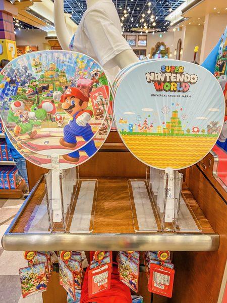 Super Nintendo World Fan