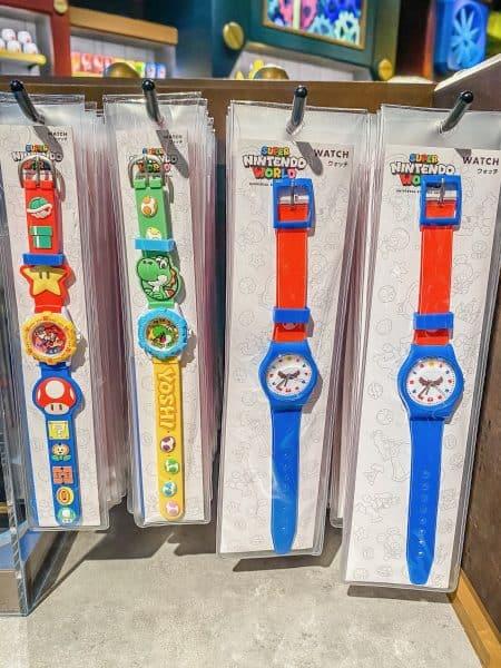 Super Nintendo World Children's Watches
