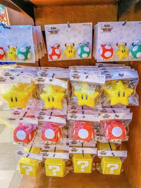 Super Nintendo World Accessories