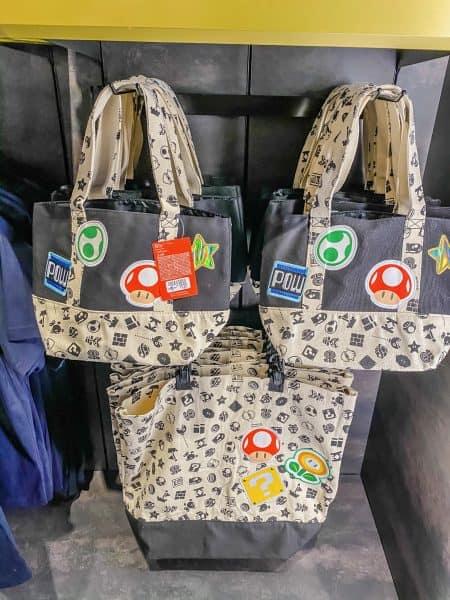 Mario Items Apparel & Accessories