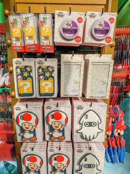 Super Nintendo World Phone Cases