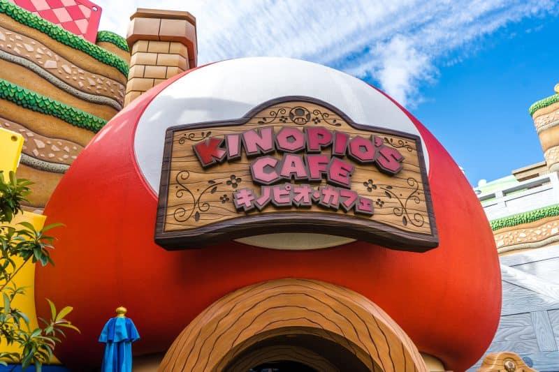 Kinopio's Cafe