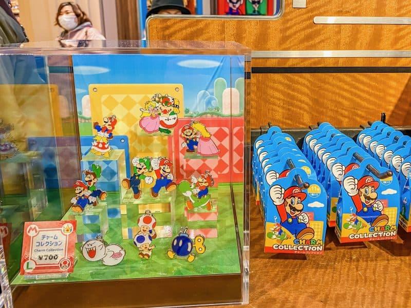 Super Nintendo World Charms