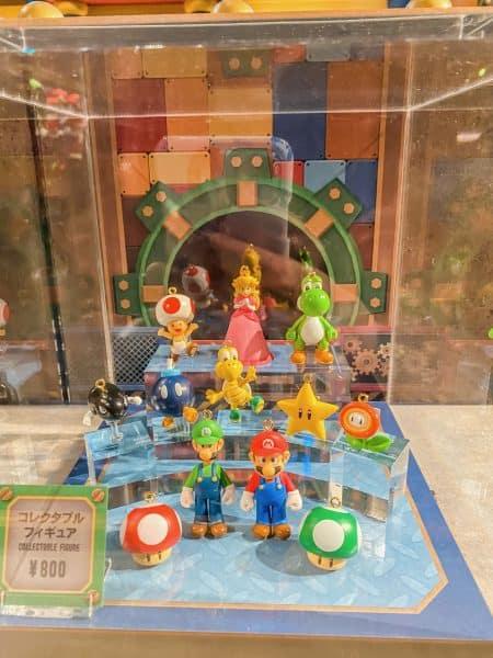 Super Nintendo World Figures