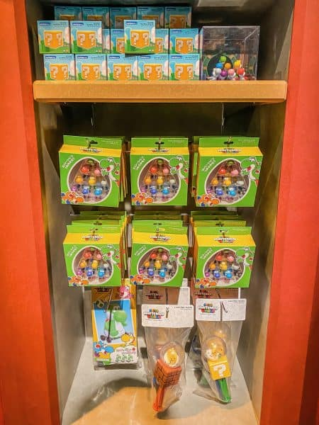 Super Nintendo World Toys