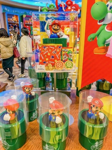 Super Nintendo World Snacks