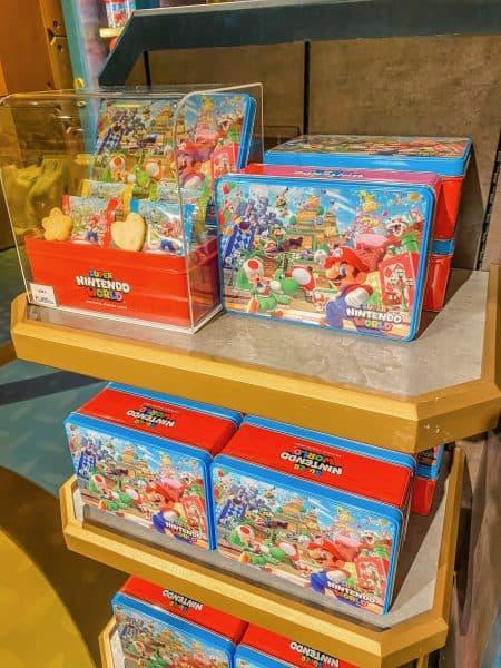 Super Nintendo World Rice Crackers