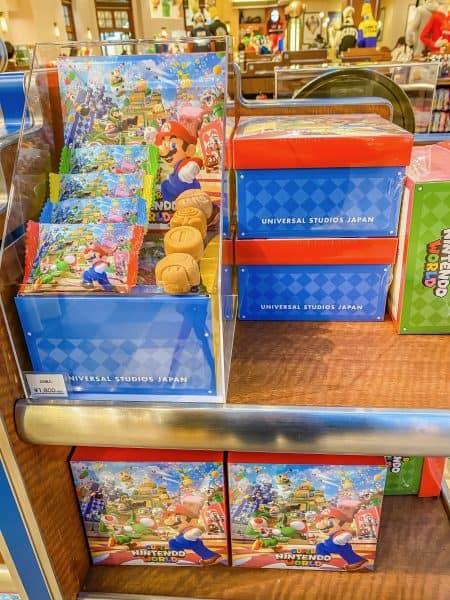 Super Nintendo World Cookies