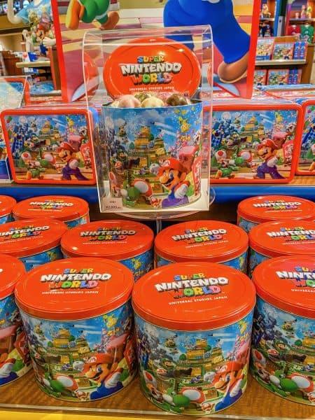 Super Nintendo World Chocolate